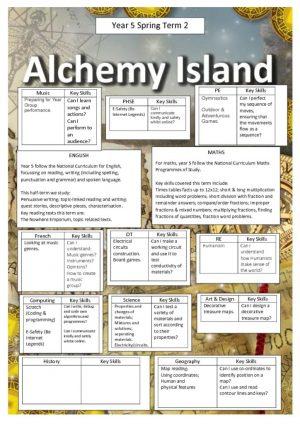thumbnail of ALCHEMY ISLAND Spring 2